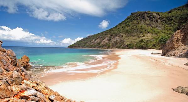 Montserrat Rendezvous Bay