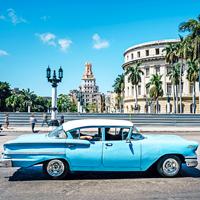 Cuba Havana Classic Cars