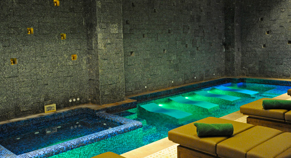 Riviera Maya Banyan Tree Indoor Spa
