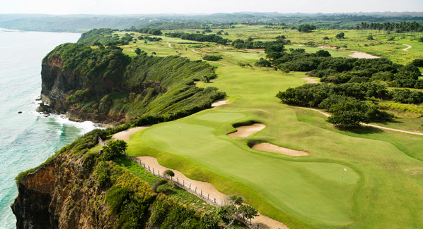 Royal Isabela Golf Course Aerial
