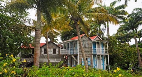 Hermitage Plantation Nevis