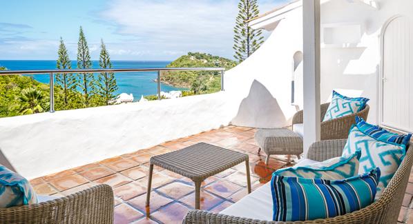 St Lucia Windjammer Landing Villa