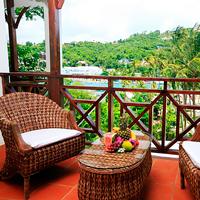 St Lucia Marigot Beach Club