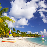 Guadeloupe Sainte Anne Beach