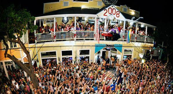 Florida Keys New Years Key West