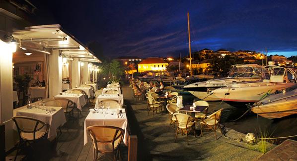 Harbor Dining St Barts