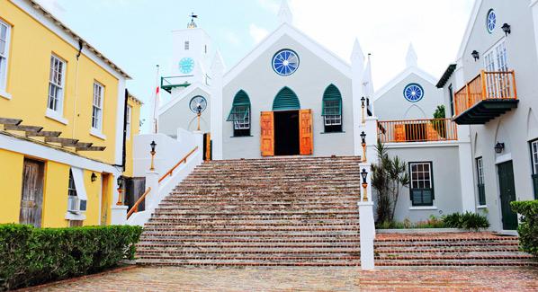 St George Church Bermuda