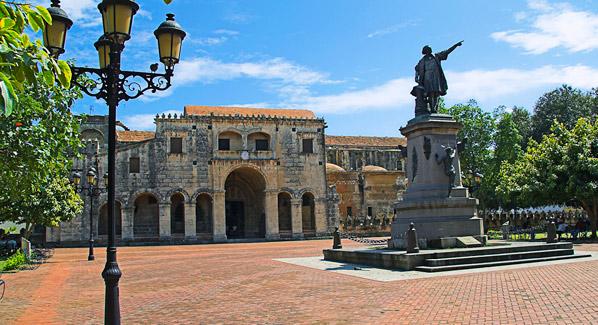 Santo Domingo Church Dominican Republic