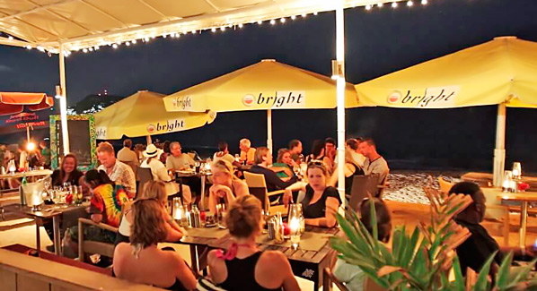 Karakter Beach Bar St. Maarten