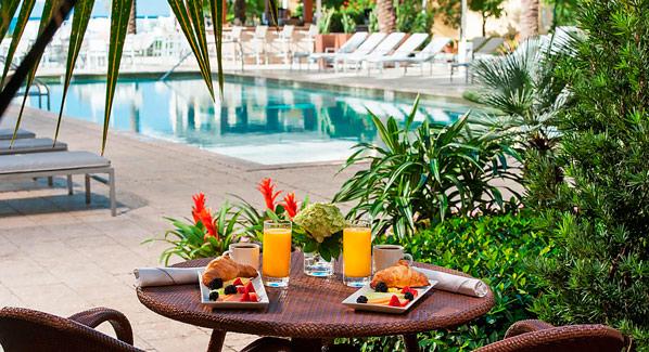 Naples Edgewater Hotel Florida