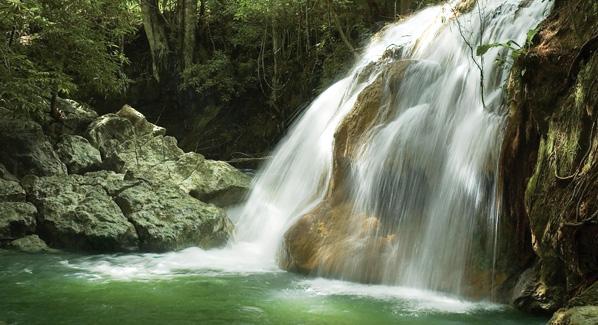 Finca Waterfall