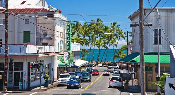 Hilo Old Town Big Island Hawaii