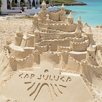 Cap Juluca Sand Castles