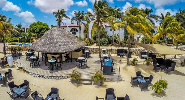 Bonaire Plaza Beach Restaurant