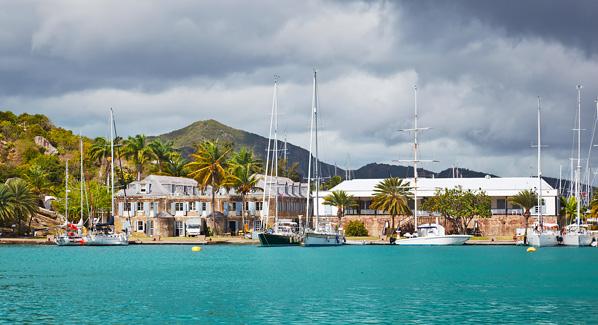 Antigua Nelsons Dockyard