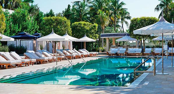 Nautilus Pool Miami
