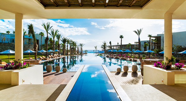 Cabo San Lucas Chileno Bay Pool