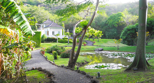 Body Holiday St Lucia Garden