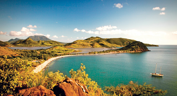 St Kitts Peninsula