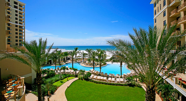 Pool Sandpearl Resort Clearwater