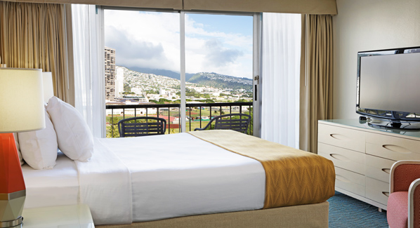 Oahu Coconut Waikiki Room
