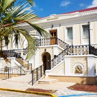 USVI St Thomas Legislative Building