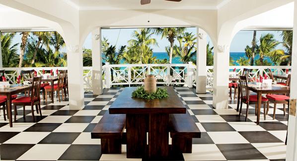 Coral Sands Restaurant Harbour Island