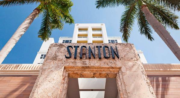 Stanton South Beach Miami