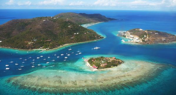 Marina Cay Snorkeling
