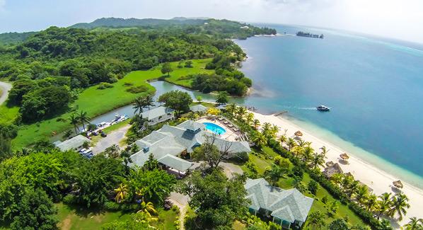 Turquoise Bay Honduras