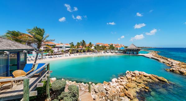 Curacao Avila Beach