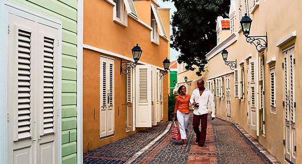 Cobblestone Alley Curacao