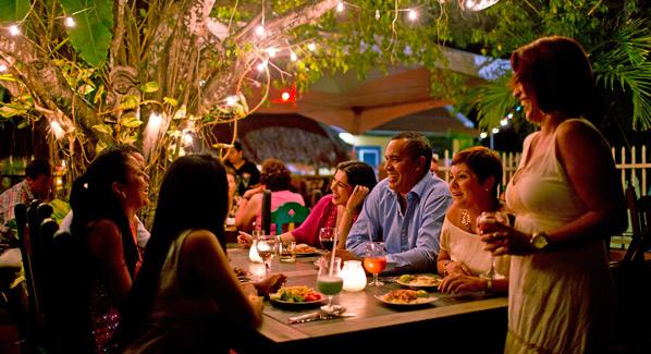 Curacao Dining