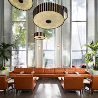 Waikiki Shoreline Hotel Lobby