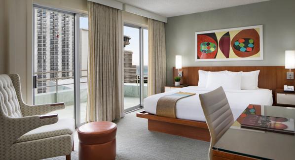 Waikiki Shoreline Hotel