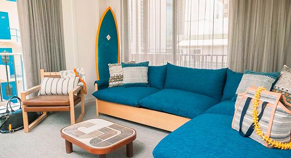 Waikiki Surfjack Room