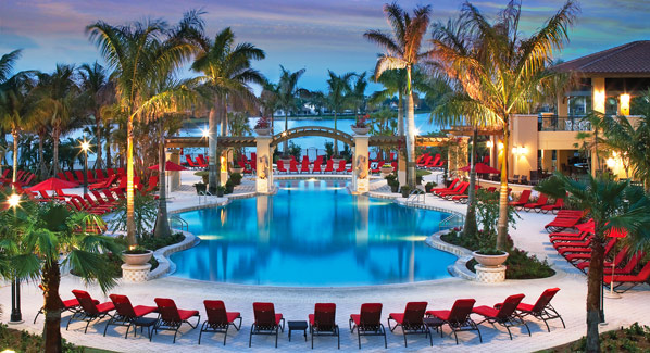 Pool PGA Palm Beach