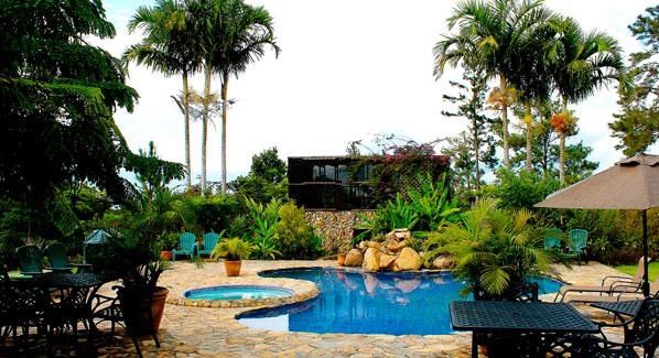 Belize Hidden Valley Inn Pool