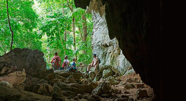 Hidden Valley Inn Caves