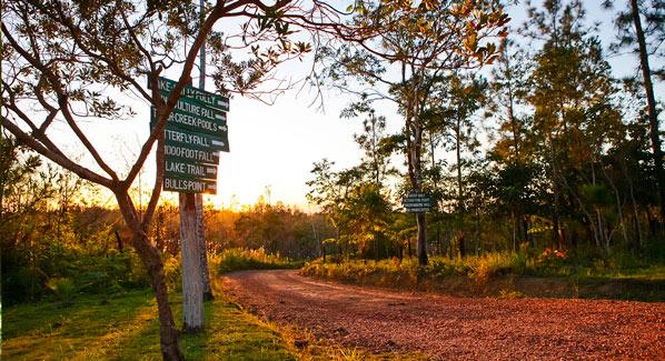 Belize Hidden Valley Inn Trails