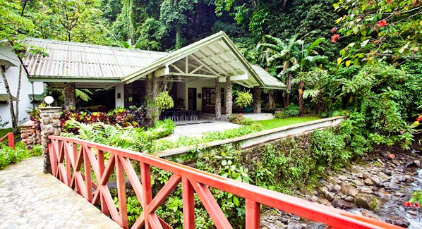 Canopy Lodge Exterior Panama