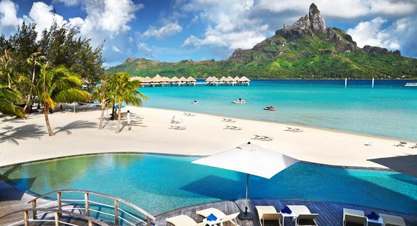 Le Meridian Bora Bora