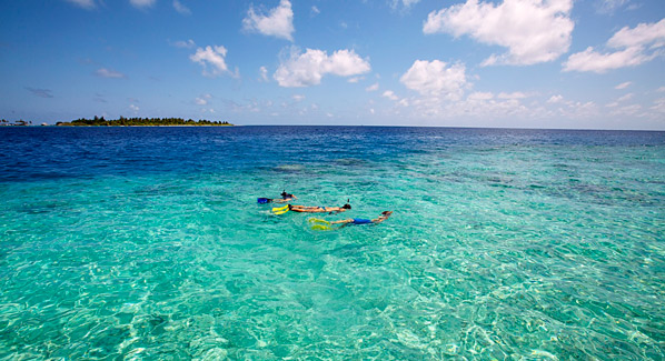 Six Senses Maldives Snorkel