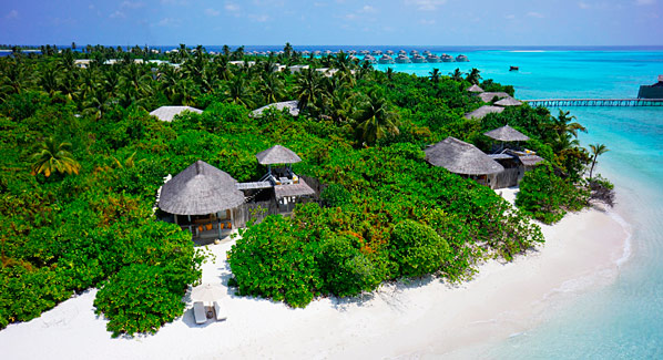 Villas Six Senses Maldives