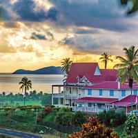 Martinique Domaine Saint Aubin