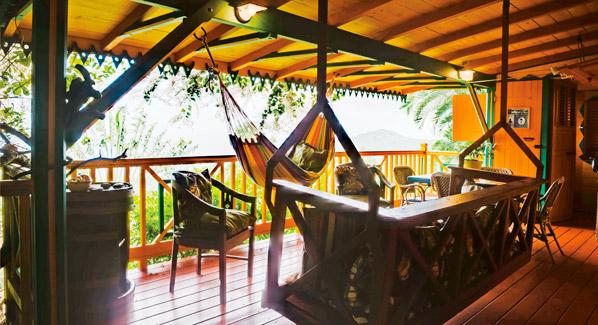 Guadeloupe Eco Lodge