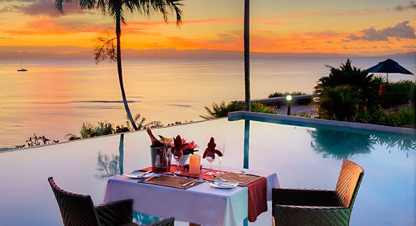 Taveuni Island Resort Oceanfront Dining