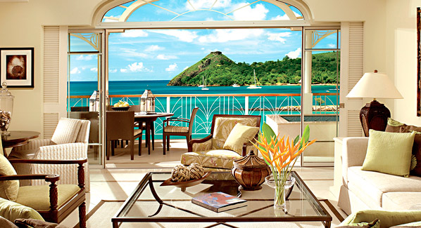 St. Lucia The Landings