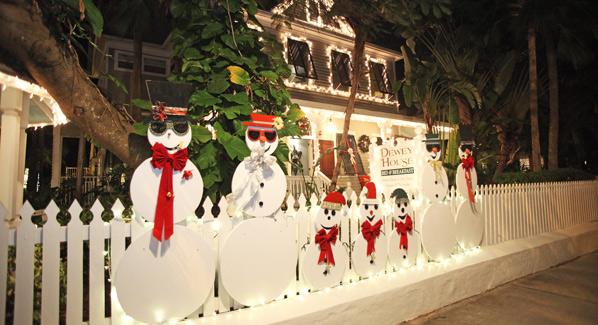 Key West Holidays Dewey House