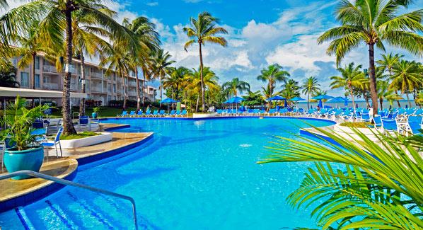 St James Club St Lucia